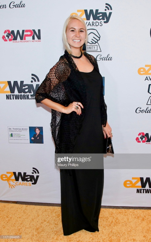COSTA MESA, CALIFORNIA - AUGUST 30: Kendra Muecke attends the eZWay Awards Golden Gala at Center Club Orange County on August 30, 2019 in Costa Mesa, California. (Photo by Maury Phillips/Getty Images)